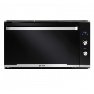 Elba 90 cm electric oven with digital fan, telescopic, catalytic self-cleaning ELIO 910 A
