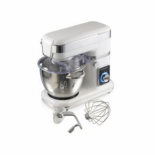 TORNADO Kitchen Machine 700 Watt with 4.5 Liter Stainless Steel Bowl SM-700