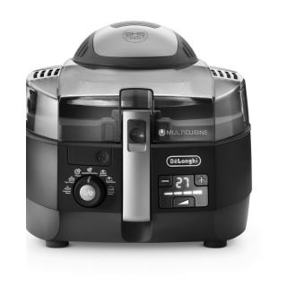 Delongi Multifry Extrachef FH1394/2.BK LOW-OIL FRYER AND MULTICOOKER