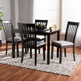 4-chair dining set [ Sedalia ] w736