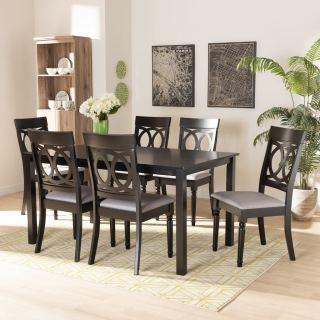 6-chair dining set [ Bennett ] w740