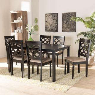 6-chair dining set [ Ramiro ] w747