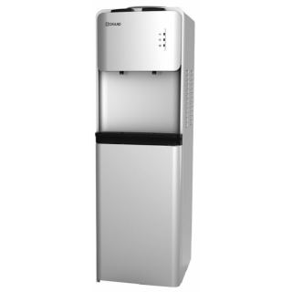 GRAND - WATER DISPENSER 2 SPIGOTS COLD/HOT WITH CABINET - WDQ-531C