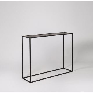 Console made of electrostatic steel, C-001