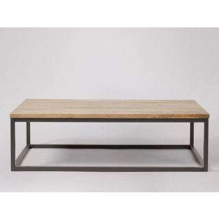 center table made of steel with electrostatic paint MU-001