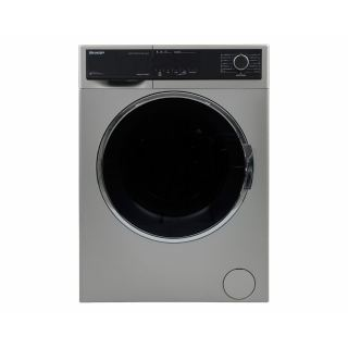 SHARP Washing Machine Fully Automatic 8 Kg In Silver Color ES-FP814CXE-S