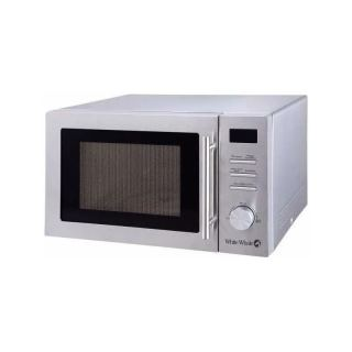 White Whale Microwave 34 L Smart Ceramic - Silver WMO-34SS