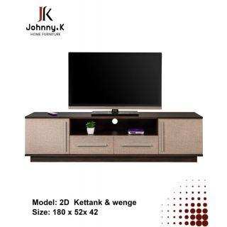 Tv unit 2D kettank & wenge
