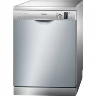 BOSCH Serie | 2 free-standing dishwasher 60 cm stainless steel SMS25AI00V