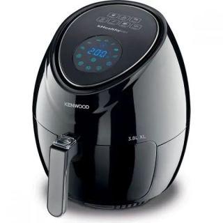 Kenwood KHealthyFry Digital Air Fryer, 1.7 KG, 1500 Watt, Black – HFP30.BK