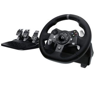 Logitech® G920 Driving Force Racing Wheel - USB - EMEA - EU