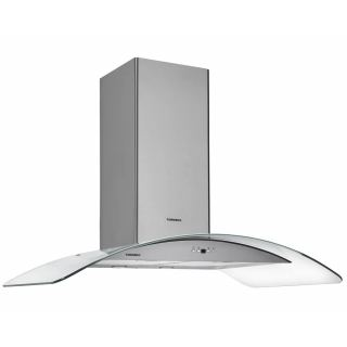 TORNADO Kitchen Cooker Hood 90 cm With 3 Speeds in Stainless Color HOS-D90ESU-S