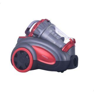 Kenwood Bagless Vacuum Cleaner, 2200 Watt, Black/Red - VBP80.000RG